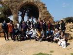 Master Lecture Publique étudiants-visite Tipasa