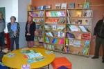 Inauguration bibliothèque