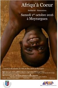 Afriqu'à coeur, Meyrargues (13) 01/10/2016
