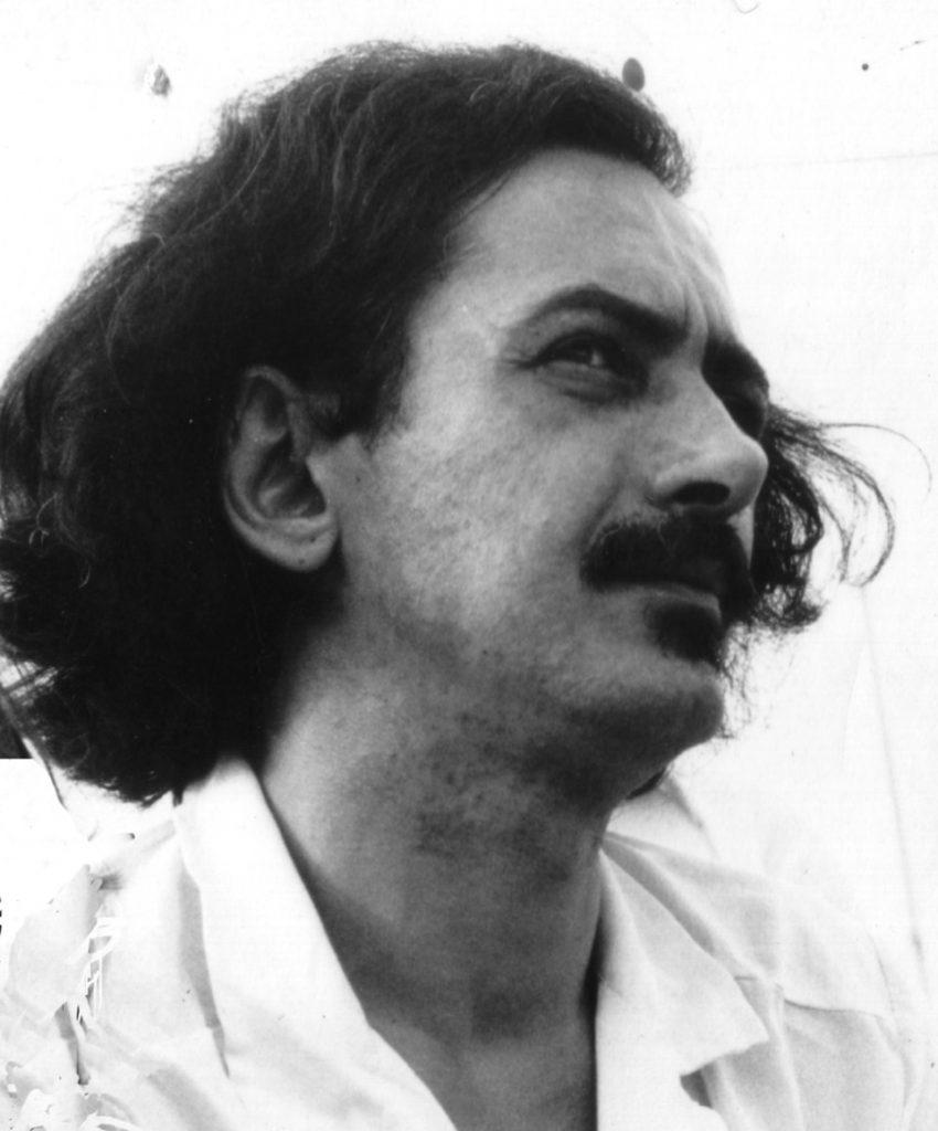 Portrait de Jean-Claude Izzo