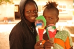 Casamance : après un atelier