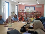 Accompagnement professionnel - Bibliothèque Sbeitla