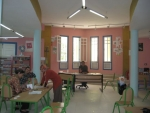 Atelier catalogage - Bibliothèque Sbeitla