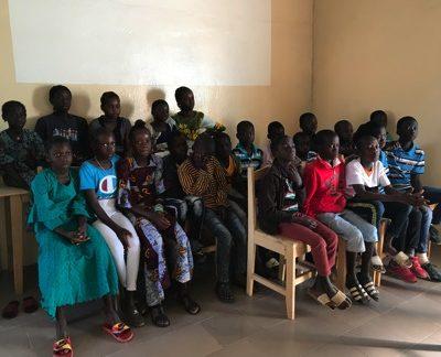 Sénégal - CASE Bandjikaky_élèves_de_Kounkoudiang