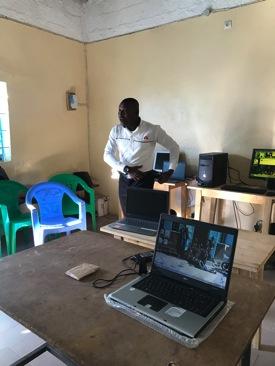 Sénégal - CASE Bandjikaky_Monsieur_Cissé_enseignant