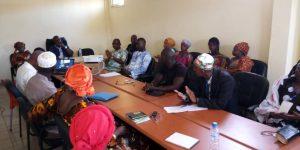 Formation des bibliothécaires du réseau CELPAC- BN-Conakry, Guinée