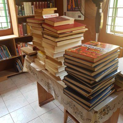 Tri de livres, Sichem, Togo