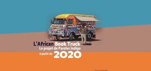 Affichette African Book truck