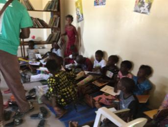 Case de Bandikaky - Sénégal