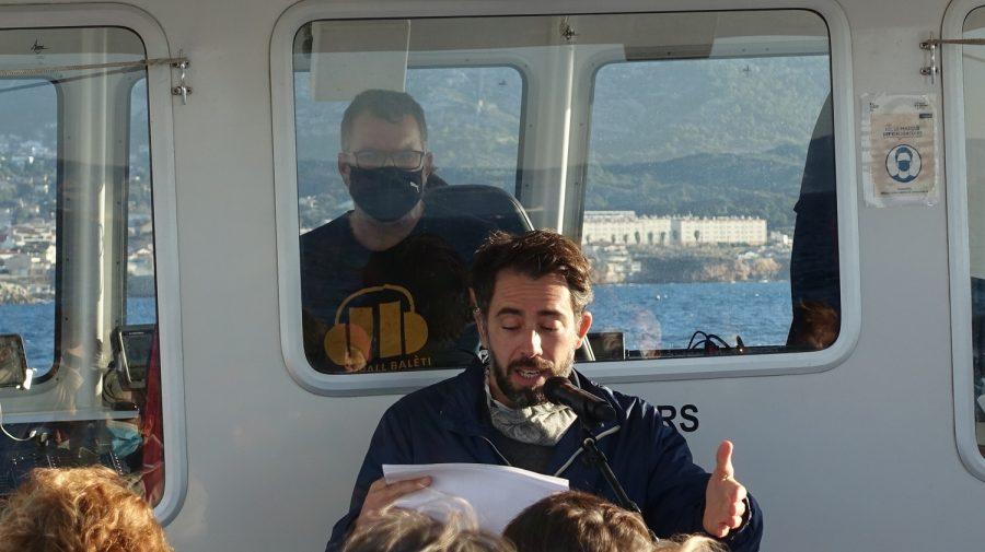 Balades maritimes et littéraires Sud 17-10-2020 - Niccolò Scognamiglio