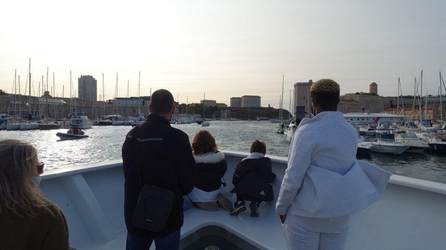 Balades maritimes et littéraires Nord 24-10-2020 - sortie du Vieux Port