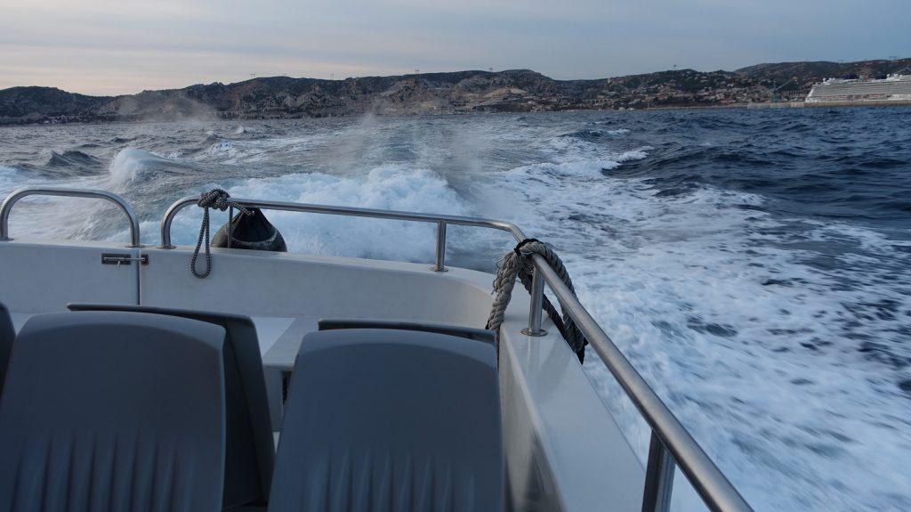 Balades maritimes et littéraires Nord 24-10-2020 - dans la rade