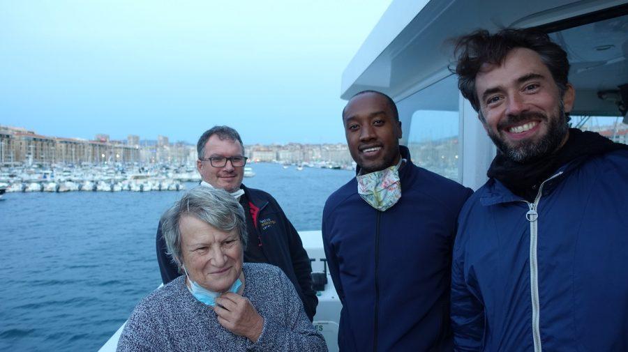 Balades maritimes et littéraires Nord 24-10-2020 - L'équipe