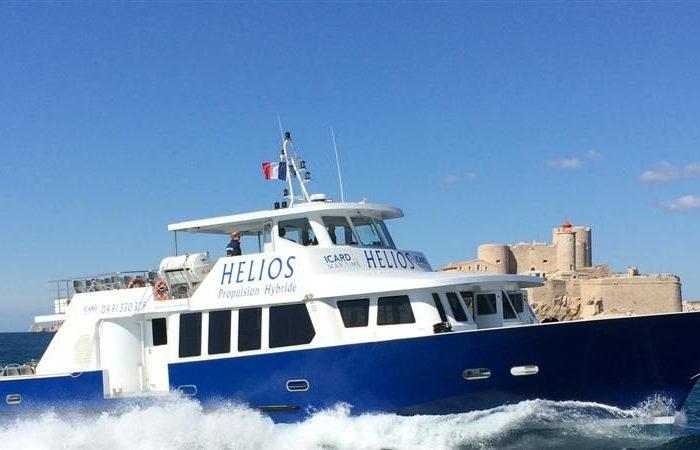 Izzo,Itinéraire(s)- vedette Helios