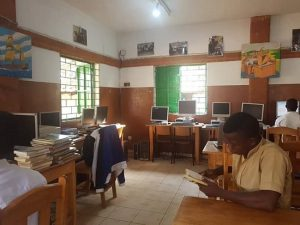 Togo Bibliothèque Djagblé
