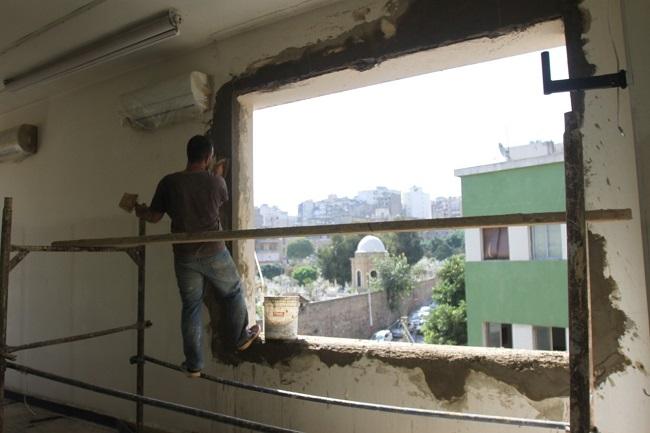 Liban - Bibliothèques - Beyrouth - 2020