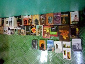 Burkina Faso - livres