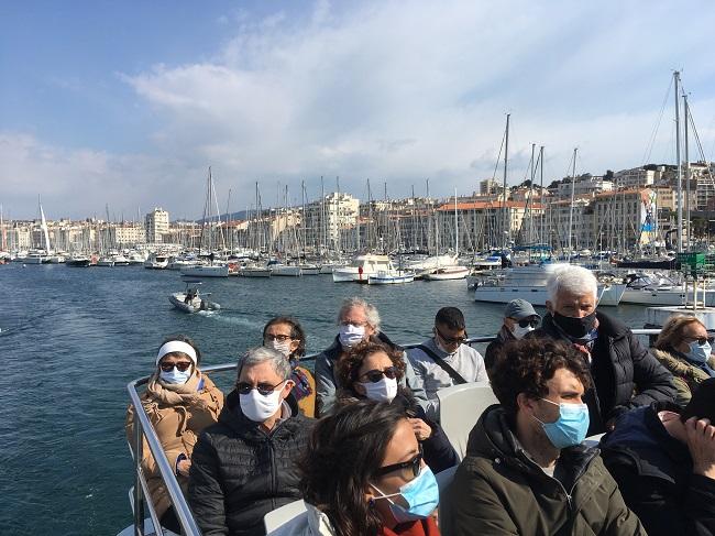 Balade maritime et littéraire Sud 20-03-2021- Vieux Port