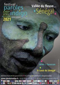 Affiche festival Paroles Indigo 2021