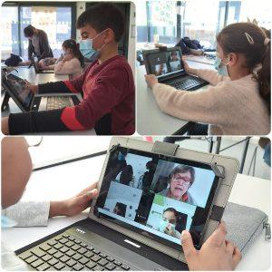 Atelier Jeunesse au Centre social Les Bourrely, Marseille