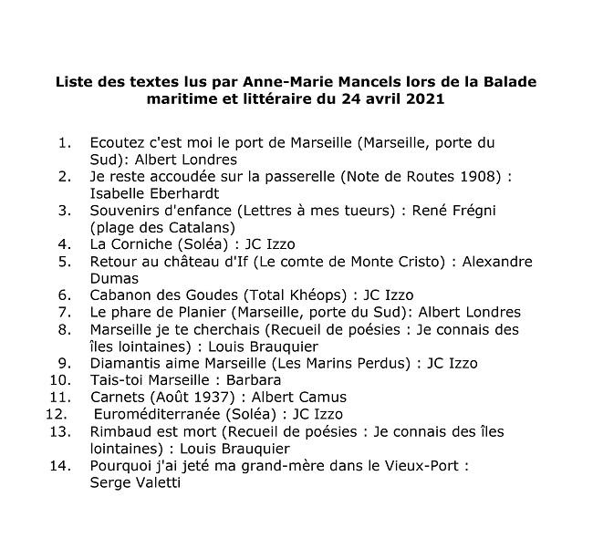 Balade maritime et littéraire-24-avril-2021
